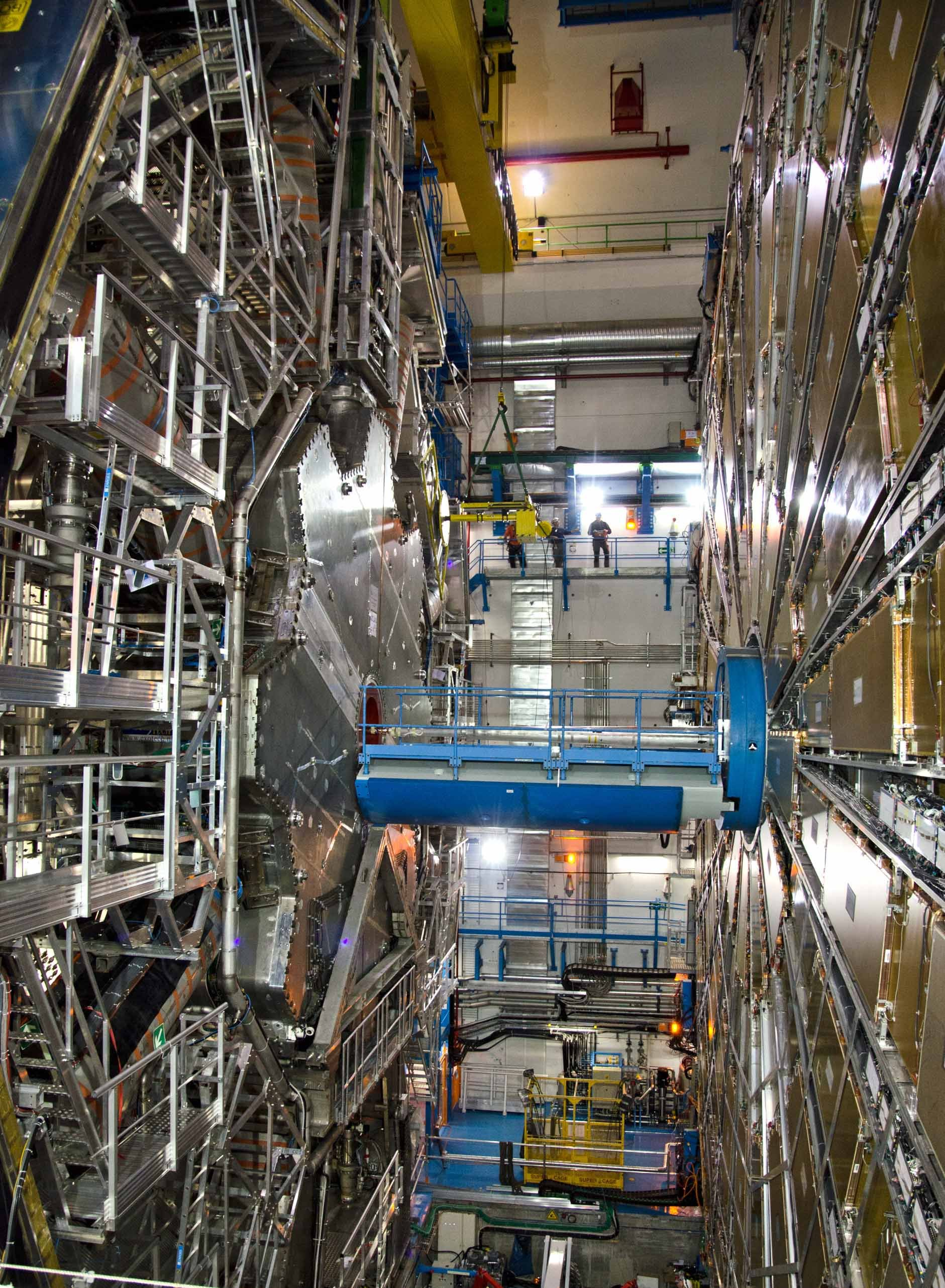 The ALICE experiment at CERN's Large Hadron Collider